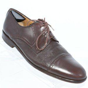 Sandro Moscoloni Louis Size 11 Brown Oxfords R6 C3